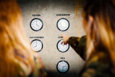 Locks & Clocks Bunker