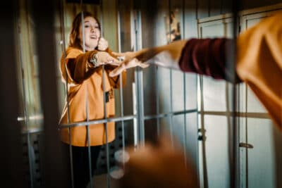Locks & Clocks Prison